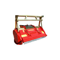 Mounted mulcher / hammer