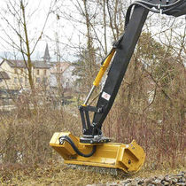 Mounted mulcher / hammer / hydraulic