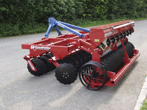 Mounted disc cultivator / 3-point hitch / with roller