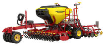 Pneumatic seed drill / disc