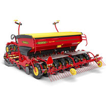 Conventional seed drill / 24-row / trailed / tine