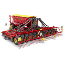 Conventional seed drill / trailed / tine / direct