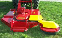Mounted mower / disc / PTO-driven