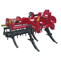 5-shank subsoiler / 7-shank / with hydraulic adjustment / 3-point hitch