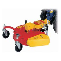 Front-mount mulcher / flail / PTO-driven