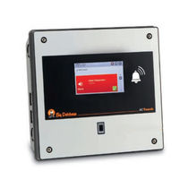 Poultry house monitoring system / temperature / with alarm