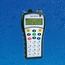 Handheld ID reader / RFID / with data storage