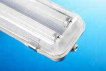 Light for livestock buildings / LED / waterproof / for pigs