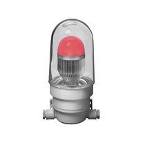 Barn light / LED / red / for cattle