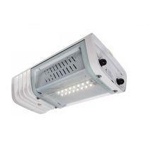 Barn light / LED / waterproof / blue