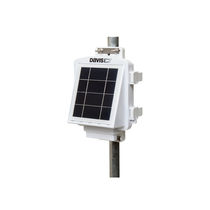 Temperature weather station / soil moisture / leaf wetness / solar-powered