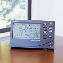 Weather station control system