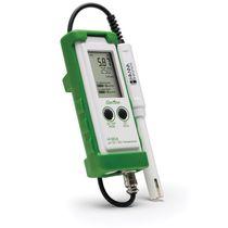 Nutrient solution analyzer meter / pH / EC / TDS