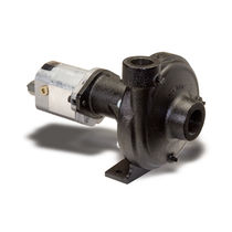 Irrigation pump / high-pressure / hydraulically-operated / impeller
