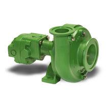 Irrigation pump / high-pressure / hydraulically-operated / centrifugal
