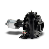 Irrigation pump / high-pressure / PTO-driven / hydraulically-operated