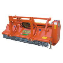 Mounted shredder / hammer / PTO-driven