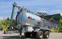 2-axle slurry spreader