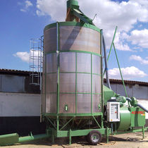 Grain dryer / mobile / tower