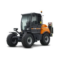 Utility vehicle with cab