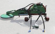 Mounted mulcher / disc / hydraulic