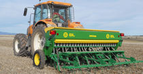 Conventional seed drill / folding / no-till
