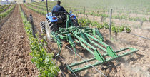 Mounted field cultivator / rigid tine / spring tine / chisel