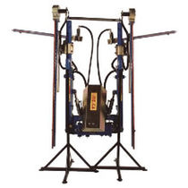 Arboriculture pruning machine / vineyard / mounted / sickle bar
