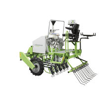 Plot seed drill / mechanical / tractor-mounted
