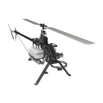 Rotary airfoil agricultural drone / bi-rotor / surveillance / transport