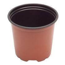 Plastic pot / round