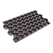 Plastic insert tray / round / square