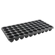 Polystyrene plug tray / reusable / round