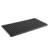 Polystyrene plug tray / reusable / square