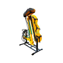 Arboriculture pruning machine / mounted / hydraulic / high