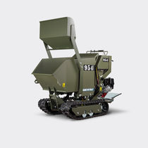Self-loading mini dumper / tracked / diesel / gasoline