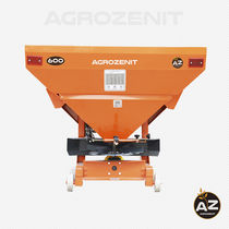 Mounted fertilizer spreader / anhydrous / centrifugal