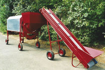 Automatic soil mixing machine / with dispensing / mobile