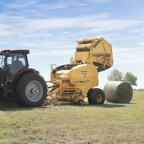 Round baler / variable chamber / silage / large