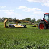 Mounted mower / disc / PTO-driven / with conditioner