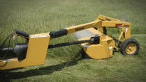 Trailed mower / disc / PTO-driven
