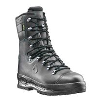 Safety work boots / rubber / cut protection / forestry