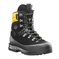 Rubber work boots / polyurethane / cut protection