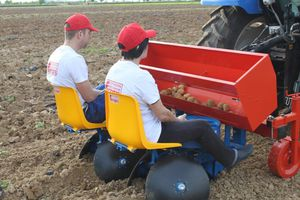 Potato Planter All The Agricultural Manufacturers Videos