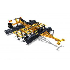 Semi-mounted disc harrows - All the agricultural manufacturers ...