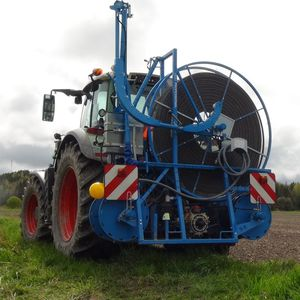Plough the washmashine