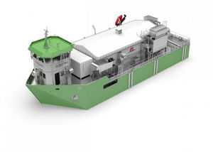 Barge - All the agricultural manufacturers