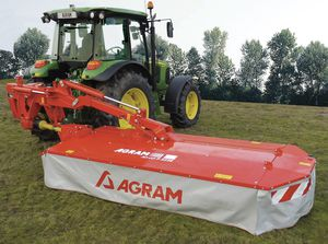 Gentle Agriculture Farming Tractor Grass Topper Other Heavy Equipment Attachments Heavy Equipment Attachments