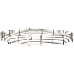 corral gate / for horses / steel / tubular