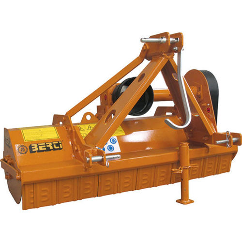 mounted mulcher / hammer